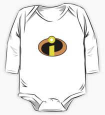 The incredibles One Piece - Long Sleeve