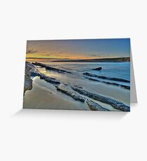 West Bay Greeting Card