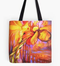 Bumble Bee Homing, All Else Kaleidoscope Tote Bag