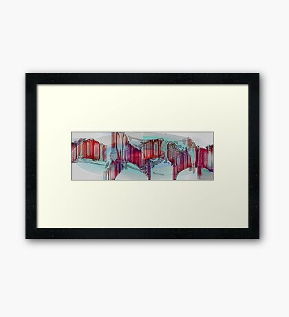 Eye Candy Framed Print