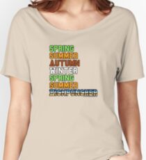 Six Seasons and a Movie Women's Relaxed Fit T-Shirt