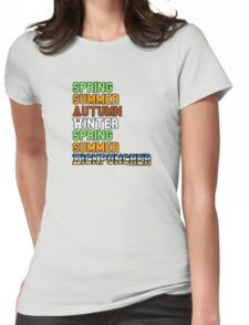 Six Seasons and a Movie Womens Fitted T-Shirt