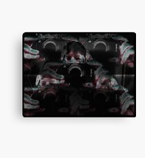 the nose bleed just never went away Canvas Print