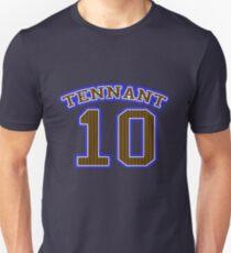 Tennant Team Shirt T-Shirt
