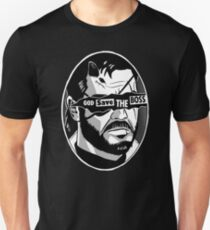 God Save The Boss Unisex T-Shirt
