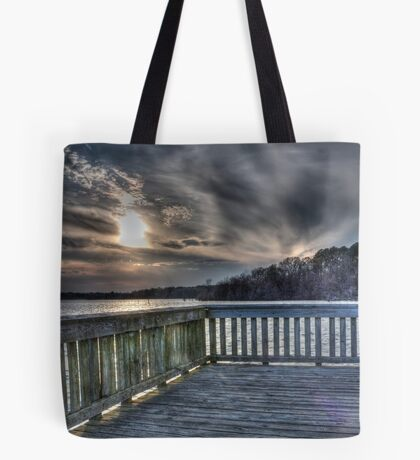 Chilling Tote Bag