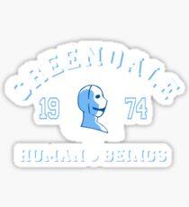 Greendale Human Beings T-Shirt Sticker