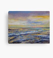 Shores of Heaven Canvas Print