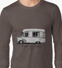 Castles Ice Cream est. 1843 Long Sleeve T-Shirt