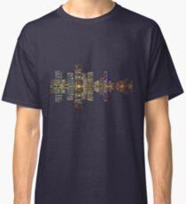 Brisbane Skyline Classic T-Shirt