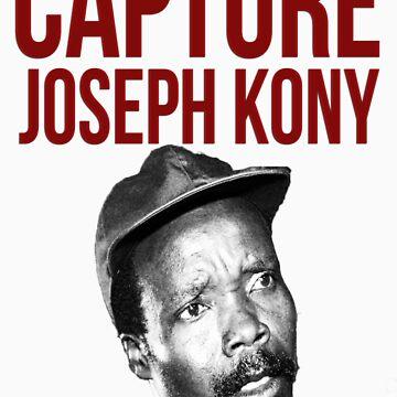 """Kony T-Shirt - """"Capture Kony"""" by KonyTshirts"""
