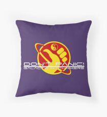 Galacti-Gear 1 Throw Pillow