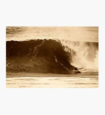 David Parkes Photographic Print