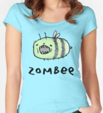Zombee Women's Fitted Scoop T-Shirt