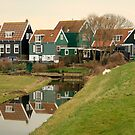 Old Dutch Houses by Robert Abraham