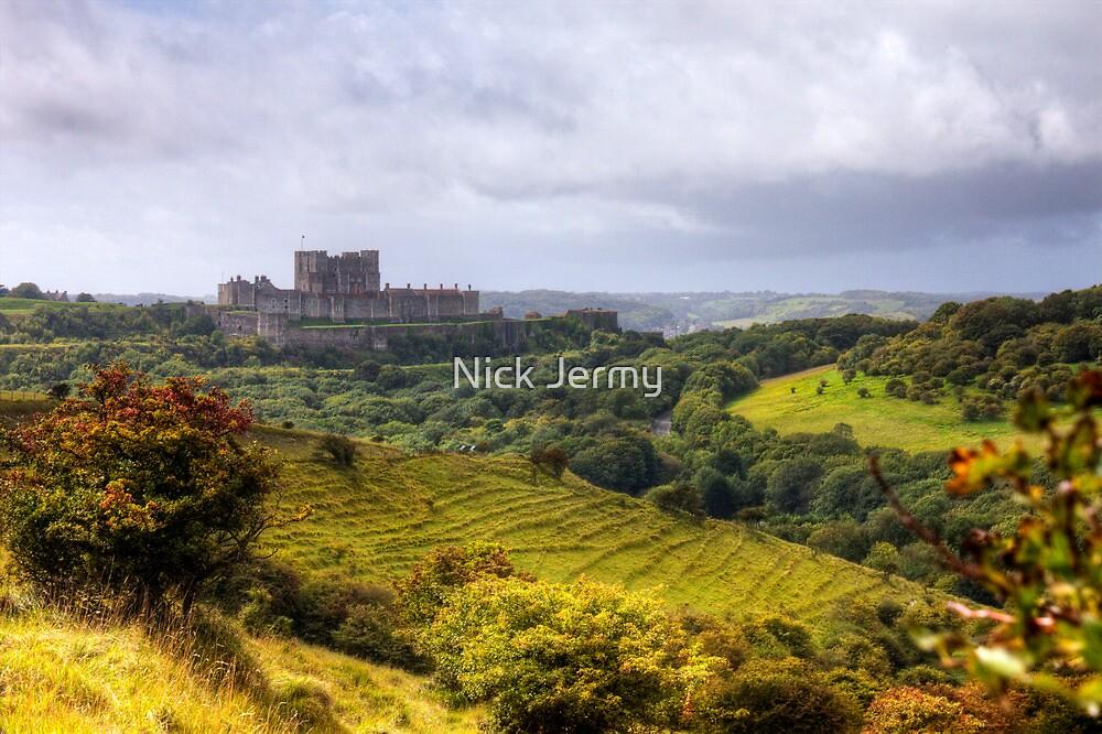 Dover Castle by Nick Jermy