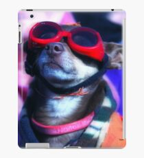 Attitude is the orientation relative to the mind  iPad Case/Skin