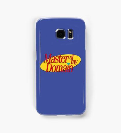 Master of my domain Samsung Galaxy Case/Skin
