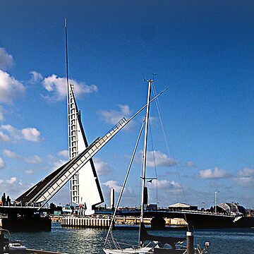 Twin Sails Bridge by naturelover