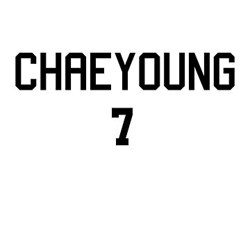 TWICE - CHAEYOUNG 7 by baiiley