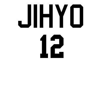TWICE - JIHYO 12 by baiiley