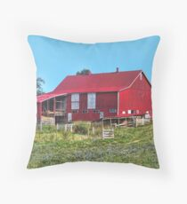 Middletown Barn Throw Pillow