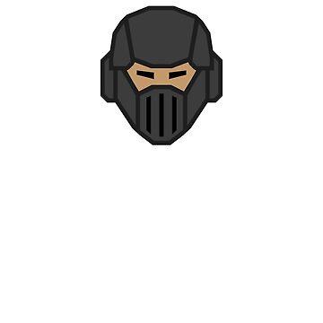MK Ninjabot Smoke by Defstar