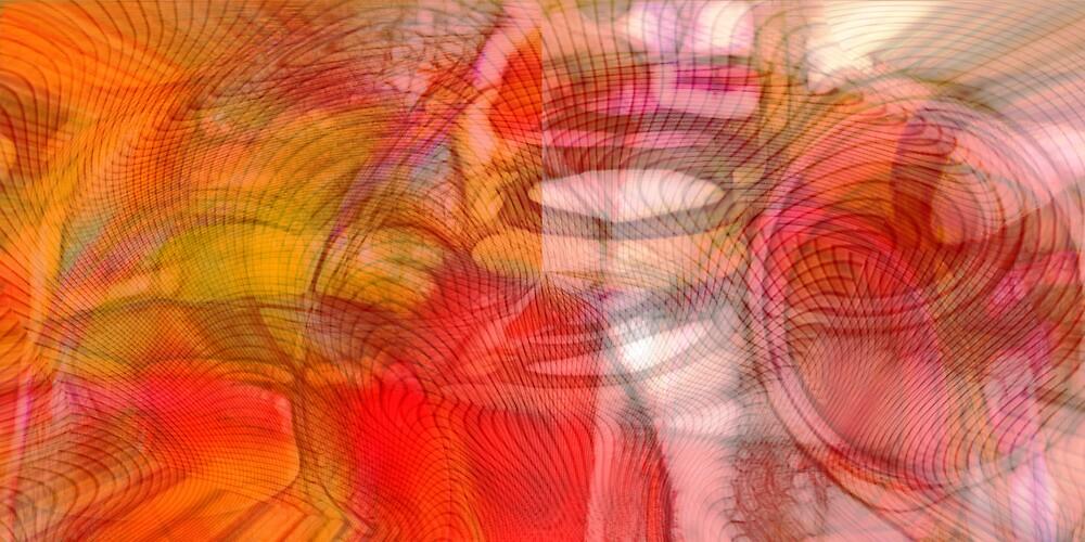 Waves of Desire by Benedikt Amrhein