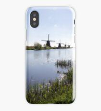 Holland,Kinderdijk iPhone Case/Skin