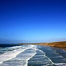 Perranporth Rollers by AndyReeve