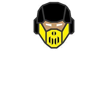MK Ninjabot Scorpion by Defstar