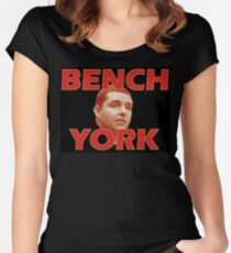 Bench York Women's Fitted Scoop T-Shirt