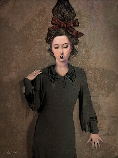 Thinking of you by Catrin Welz-Stein