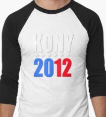 Kony 2012 Men's Baseball ¾ T-Shirt