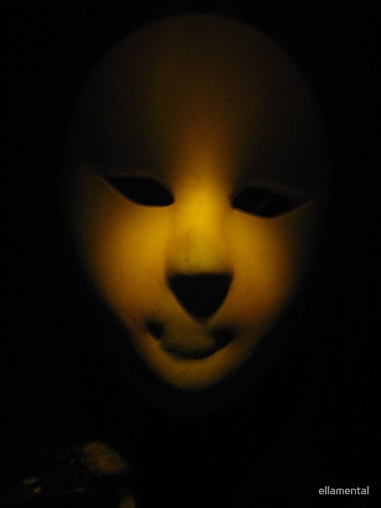 Masked  In  Darkness   {series #1} by ellamental