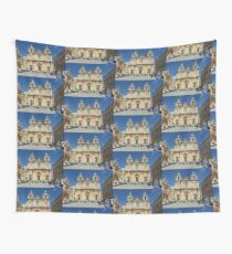 St Paul's Cathedral - Mdina Malta Wall Tapestry