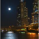 Chicago River Walk by Bill Coughlin