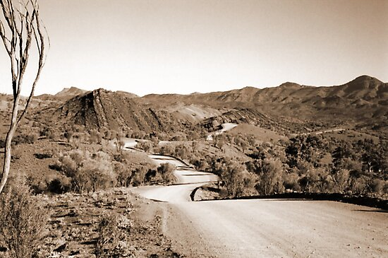 The Long and Winding Road by Michael John