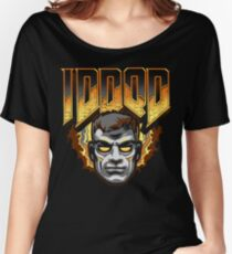 IDDQD - GOD MODE Women's Relaxed Fit T-Shirt