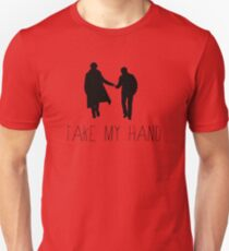 Sherlock - Take My Hand T-Shirt