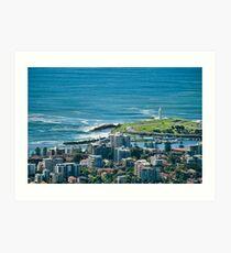 Wollongong City Art Print