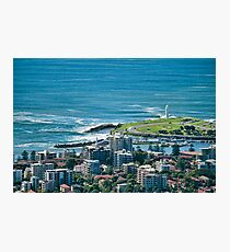 Wollongong City Photographic Print