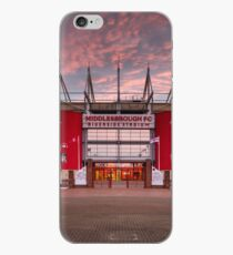 The Riverside Stadium, Middlesbrough iPhone Case