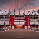 The Riverside Stadium, Middlesbrough by Dave Hudspeth
