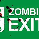 Zombie Exit - Variant by byway