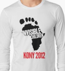 Invisible Children tee Long Sleeve T-Shirt