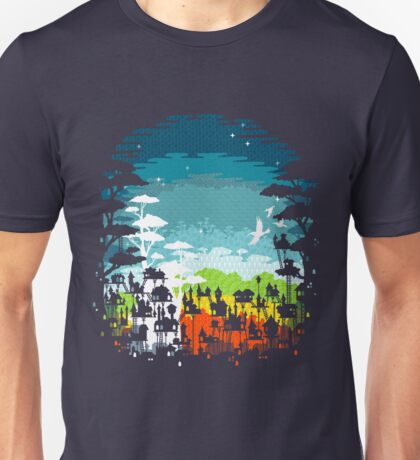 Rainforest city T-Shirt