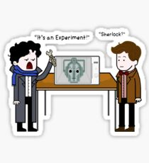 Experiment Sticker