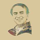 Carl Sagan by Mustapha Kamel