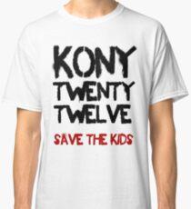 Kony T-Shirt - Save the Kids Classic T-Shirt